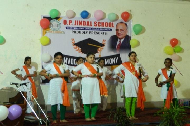 O.P. Jindal School NSPL-Dance Performance