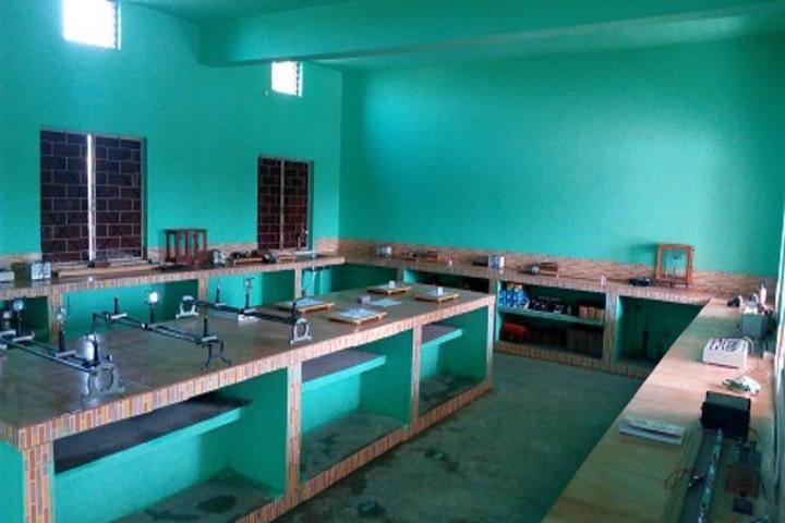 Pranvananda Academy-Biology Lab