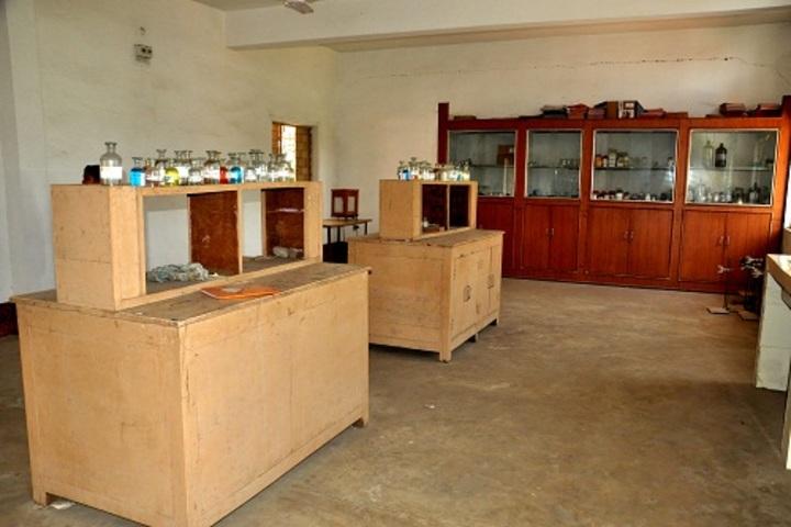 Pranvananda Academy-Chemistry Lab