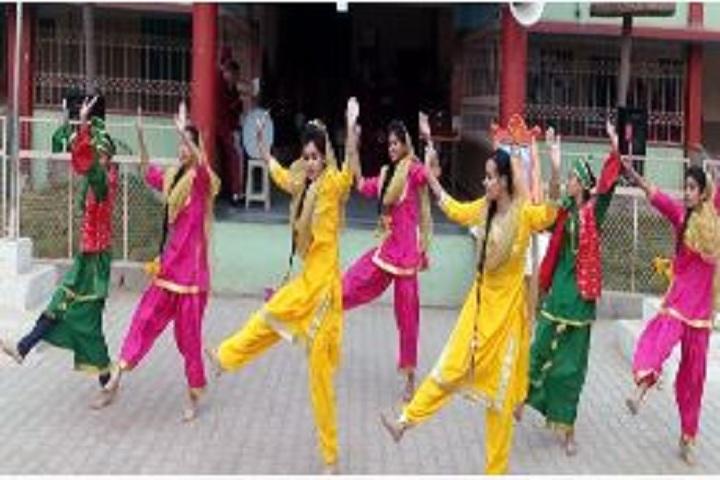 Pranvananda Academy-Dance