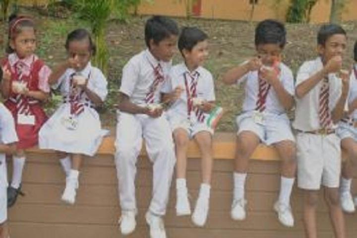 Pranvananda Academy-Independence Day