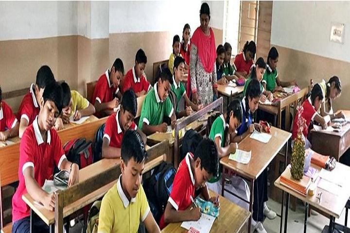 Pranvananda Academy-class Rooms