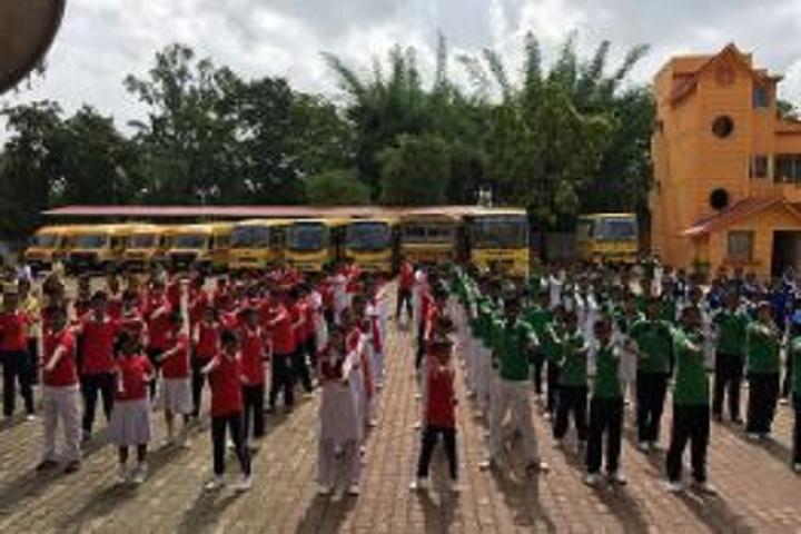 Pranvananda Academy-karate