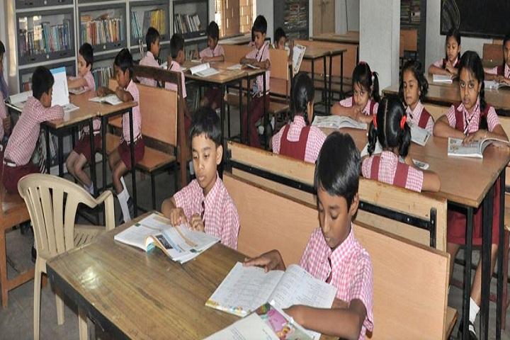 Pranvananda Academy-library