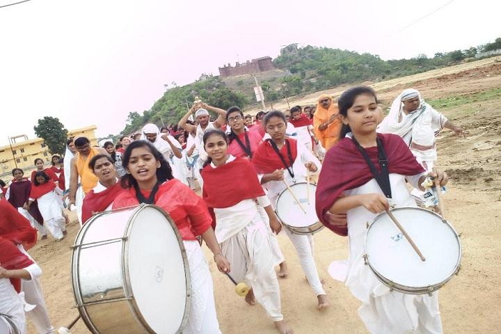 Pratibhasthali Gyanodaya Vidyapeeth-Activities