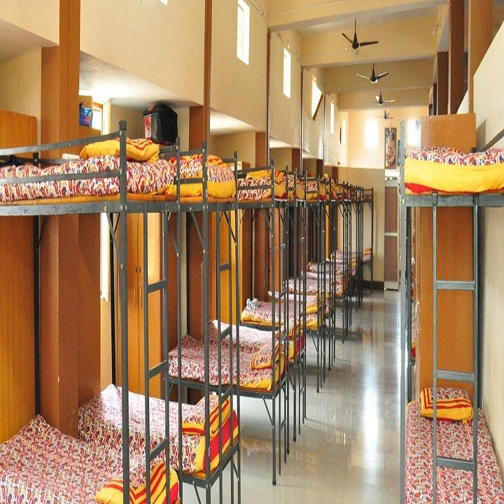 Pratibhasthali Gyanodaya Vidyapeeth-Hostel