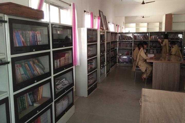 Pratibhasthali Gyanodaya Vidyapeeth-Library