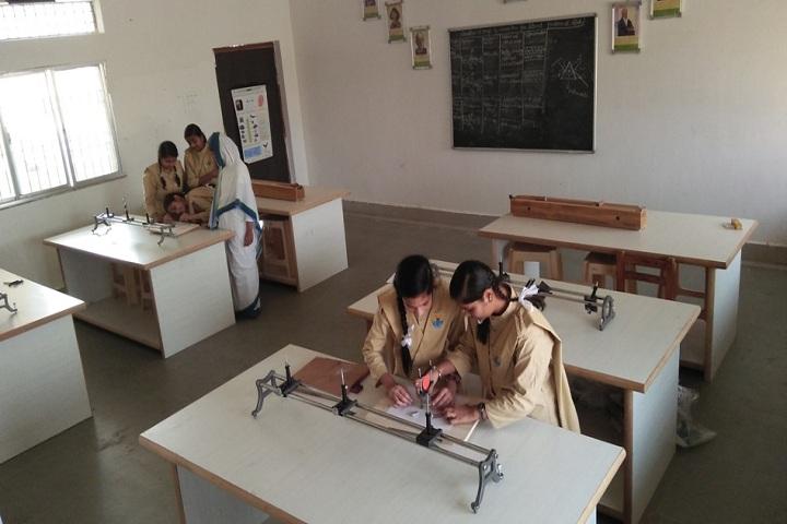 Pratibhasthali Gyanodaya Vidyapeeth-Physical Lab