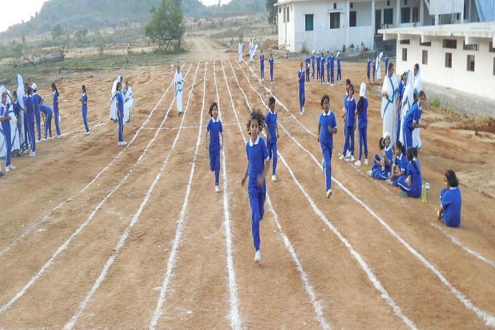 Pratibhasthali Gyanodaya Vidyapeeth-Sports