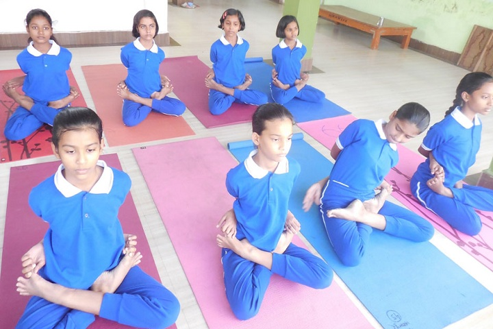 Pratibhasthali Gyanodaya Vidyapeeth-Yoga