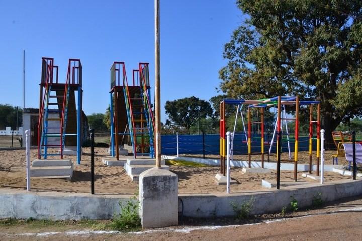 Rise And Shine Convent School-Kinergarten Playarea