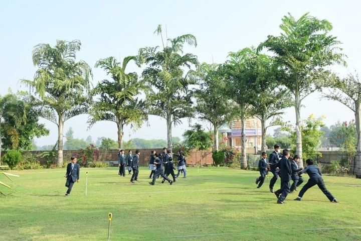 Rise And Shine Convent School-Play Area