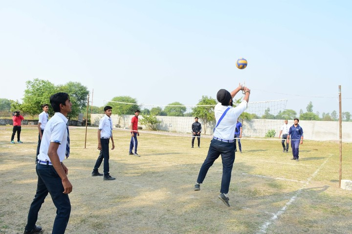 Rise And Shine Convent School-Volley Ball