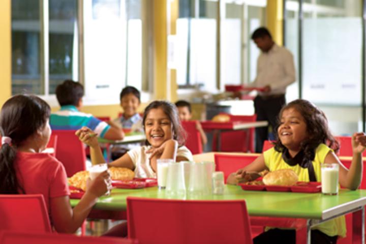 Rungta International School-Dinning Facility