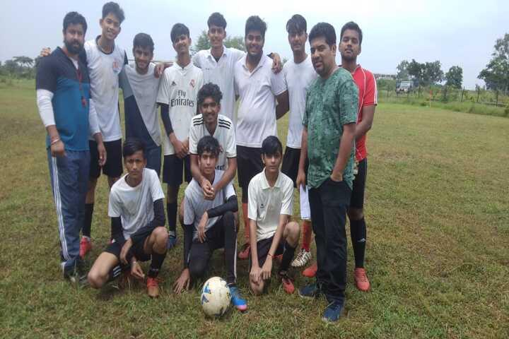 Rungta International School-Foot Ball Team
