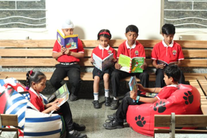 Rungta International School-LIbrary
