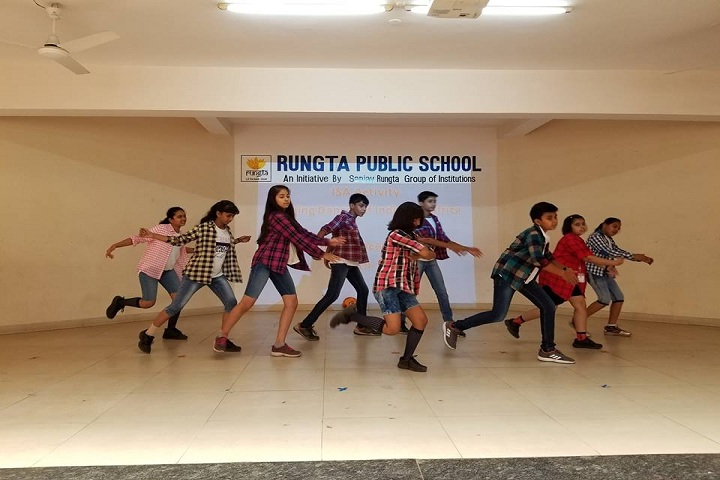 Rungta Public School-Group Dance