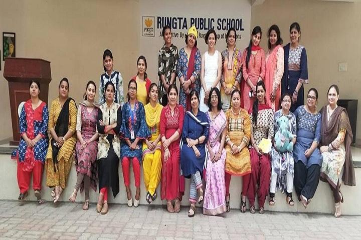 Rungta Public School-Group