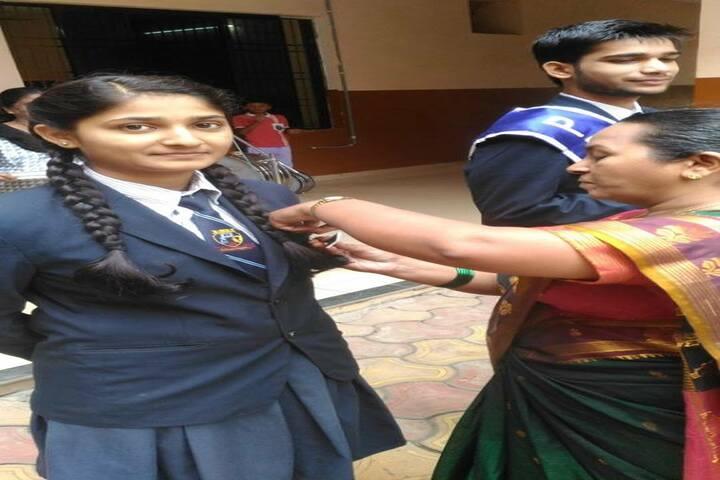 Sachdeva International School-Badge Ceremony