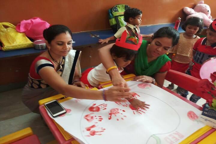 Sachdeva International School-Classroom Activity