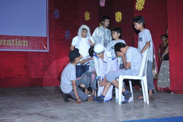 Sachdeva International School-Drama Activity