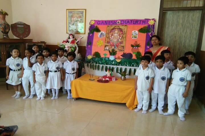 Sachdeva International School-Festival Celebration