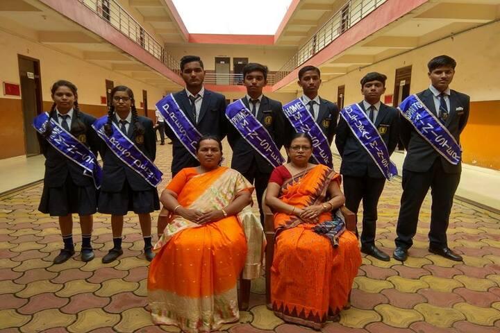 Sachdeva International School-Investiture Ceremony