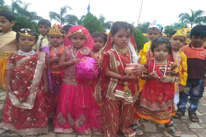 Sachdeva International School-Janmastami Celebrations