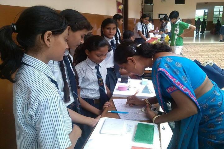 Sachdeva International School-Mathematics Exhibition