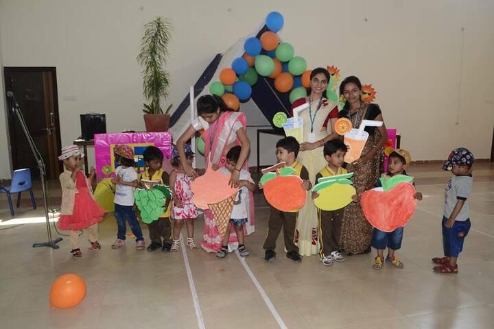 Sadhu Ram Vidya Mandir-Classroom Activity