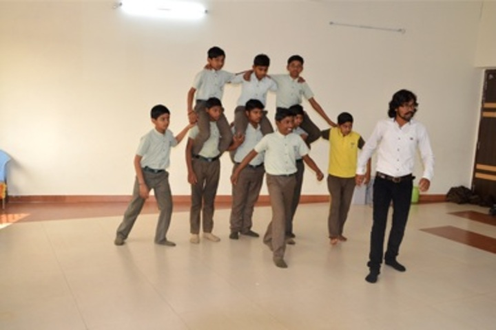 Sadhu Ram Vidya Mandir-Dance Room