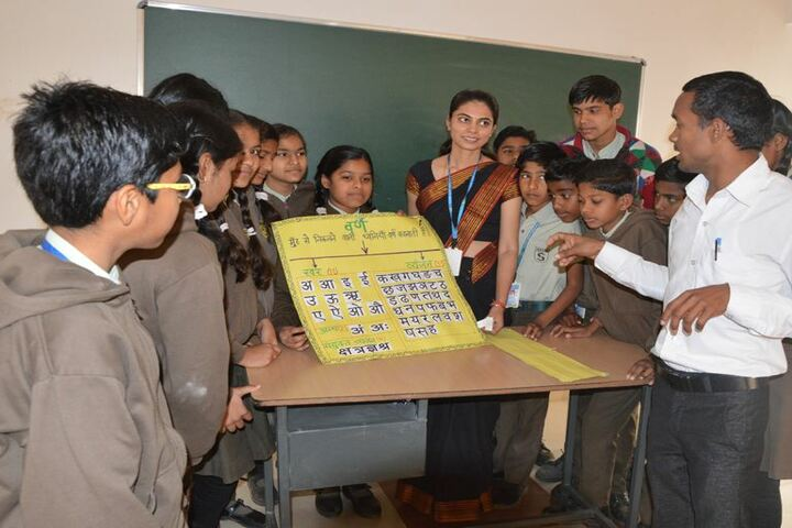 Sadhu Ram Vidya Mandir-Language Lab