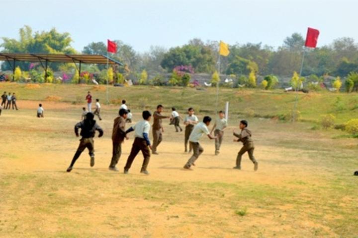 Sadhu Ram Vidya Mandir-Play Ground