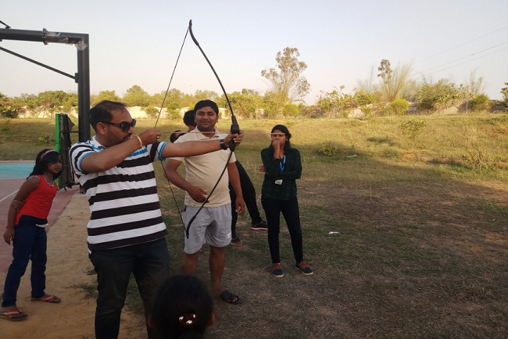 Sadhu Ram Vidya Mandir-Archery