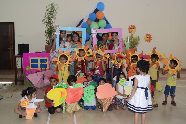Sadhu Ram Vidya Mandir-Children Event