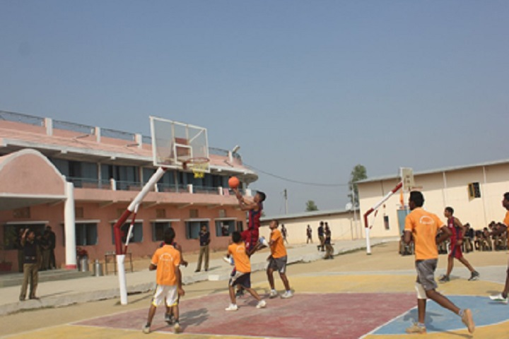 Sainik School-Sports Basket ball