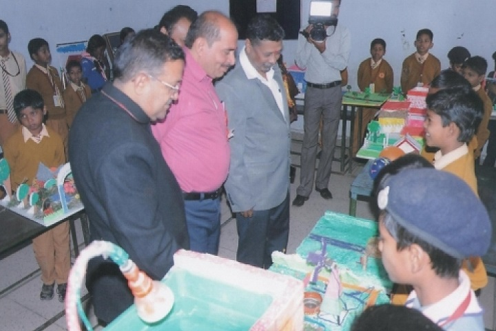 Saint Harkewal Vidyapeeth High School-Science Exhibition