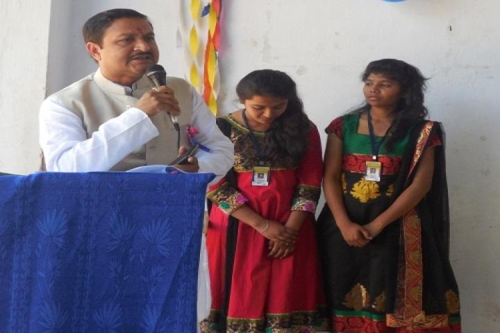 Saint Harkewal Vidyapeeth High School-Speech