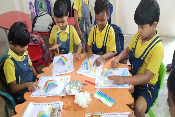 Sanskar City International School-Classroom Activity