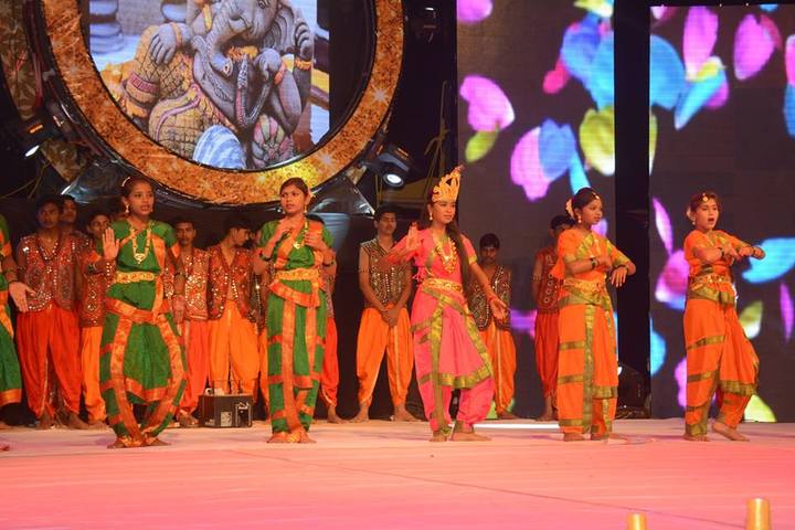 Sanskar City International School-Cultural Fest