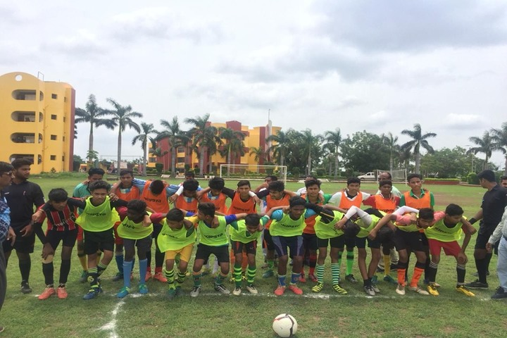 Sanskar City International School-Sports