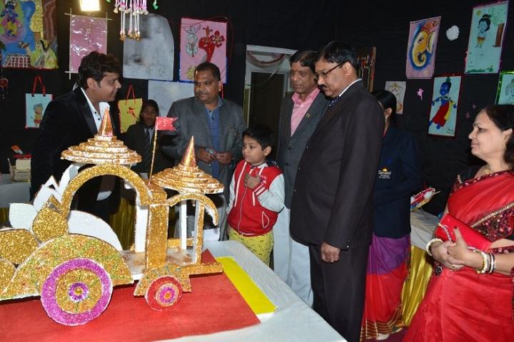 Sanskar The Gurukul-Art and Craft