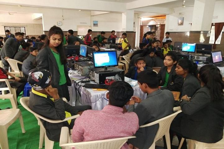 Sanskar The Gurukul-Computer Lab
