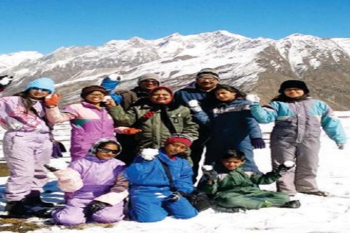 Sanskar The Gurukul-Educational Tour