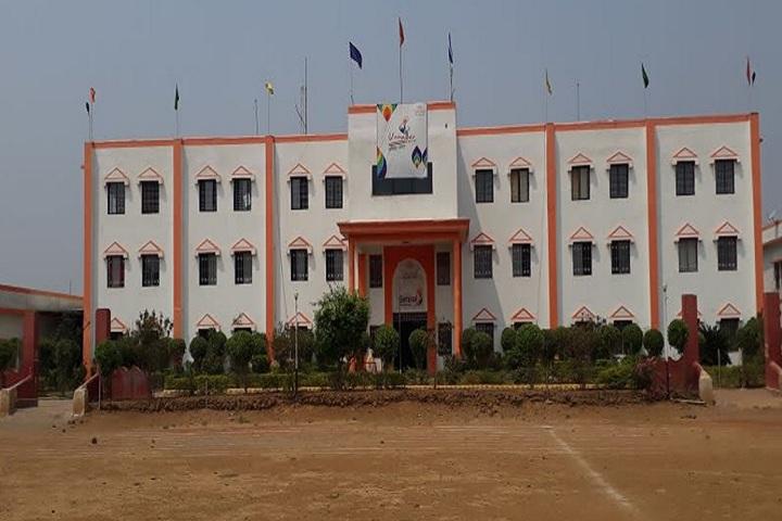 Sanskar The Gurukul-School building