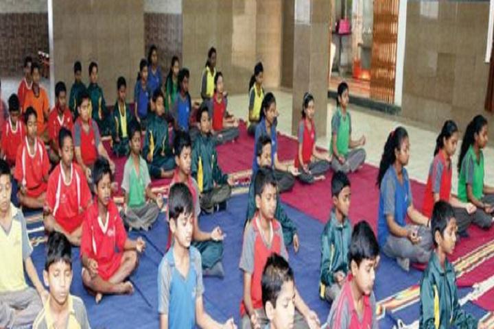 Sanskar The Gurukul-Yoga