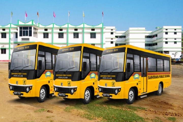 Sarvodaya Public School-Transport