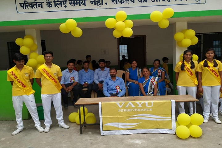 Sarvodaya Public School-Yellow day