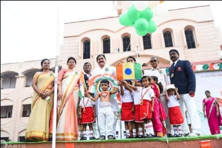 Shakuntala Vidyalaya-Independents day