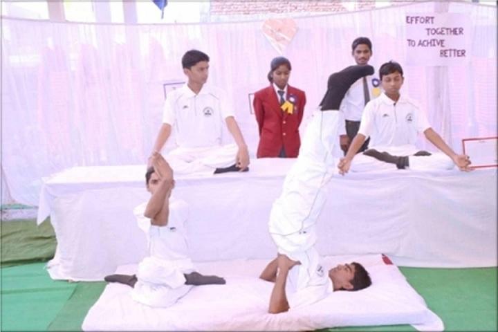 Shakuntala Vidyalaya-Yoga